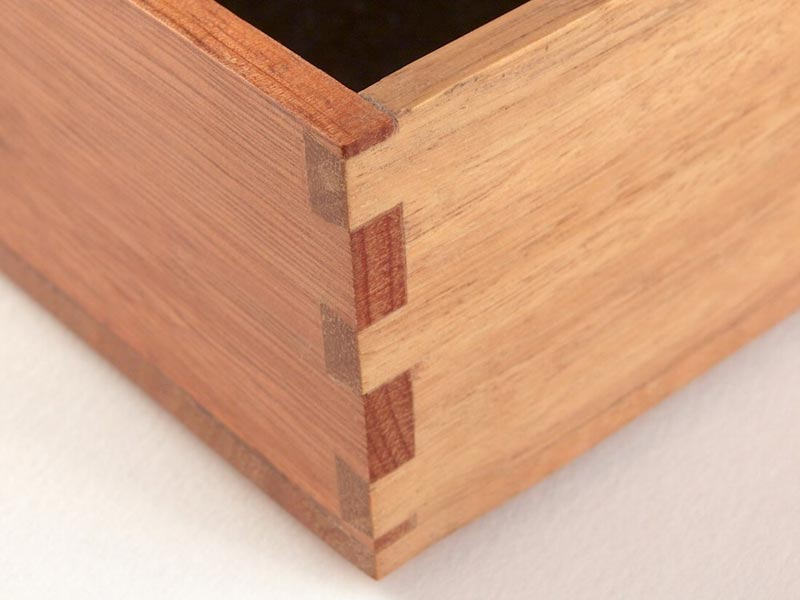 how to build a jewelry box out of wood