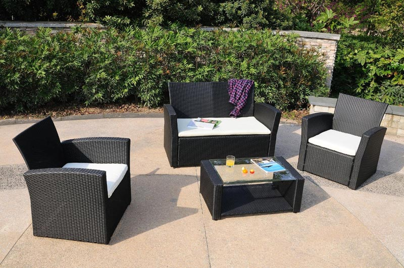 posh rattan garden furniture