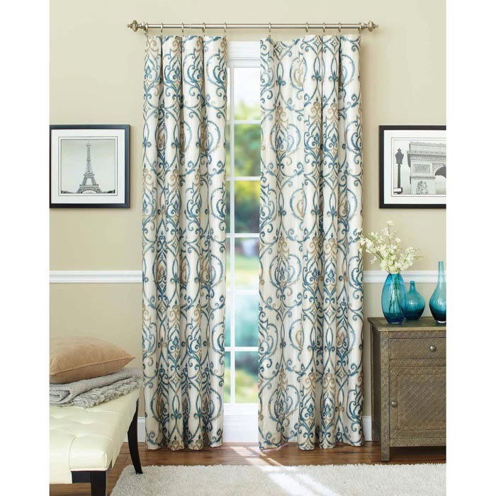 s. lichtenberg & co. inc curtains casual shimmer