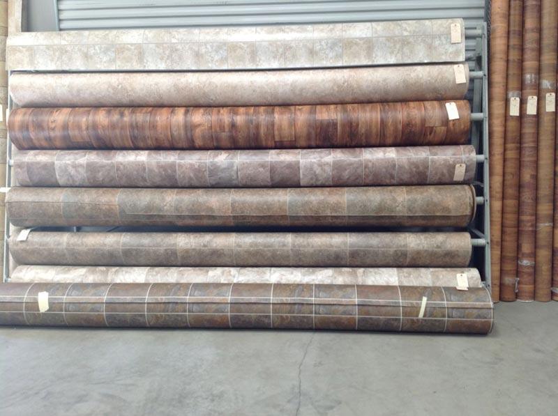sheet vinyl flooring rol