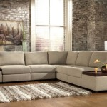 : tosha linen 7 piece modular sectional sofa