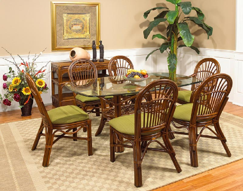 wicker dining chairs canada
