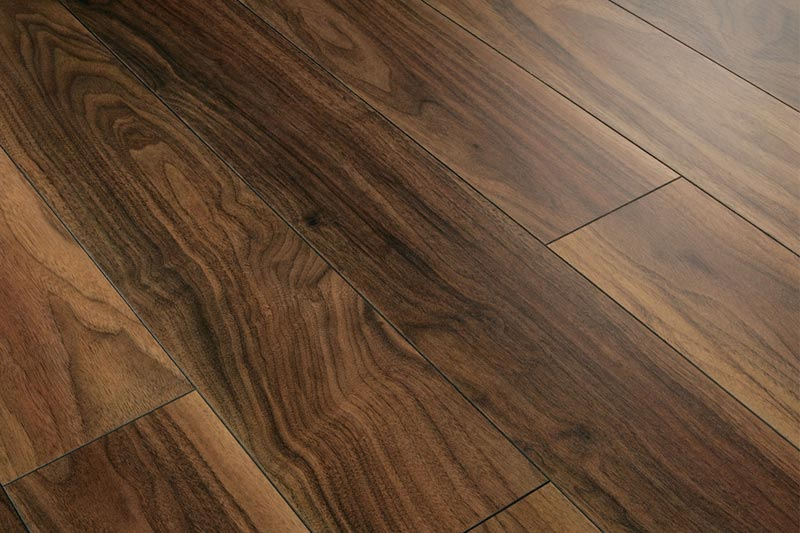 8mm american walnut laminate flooring