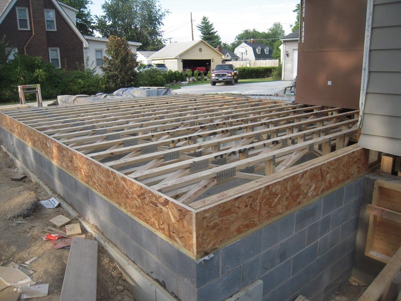 are engineered floor joists good