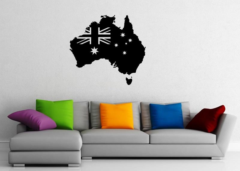 bedroom wall decals australia