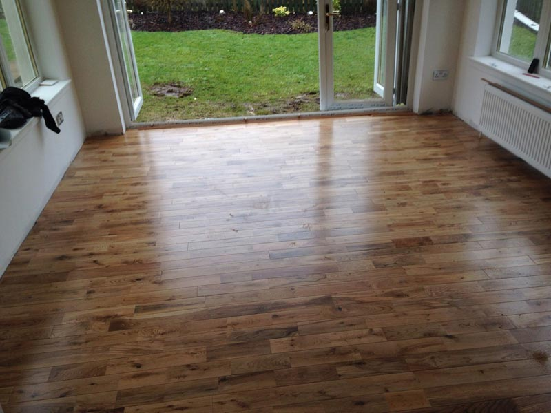 conservatory flooring advice