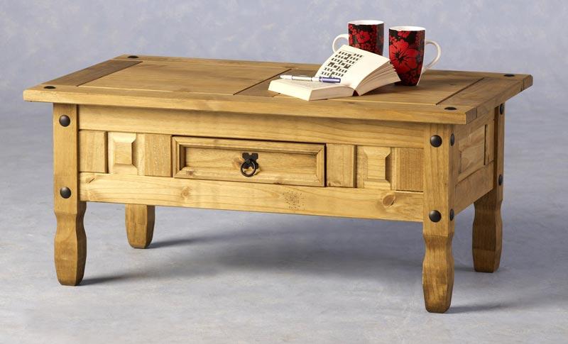 corona coffee table
