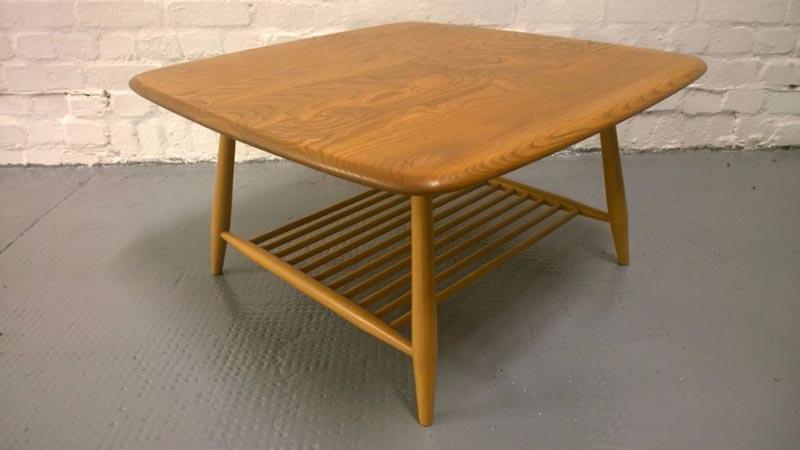 ebay uk ercol coffee table