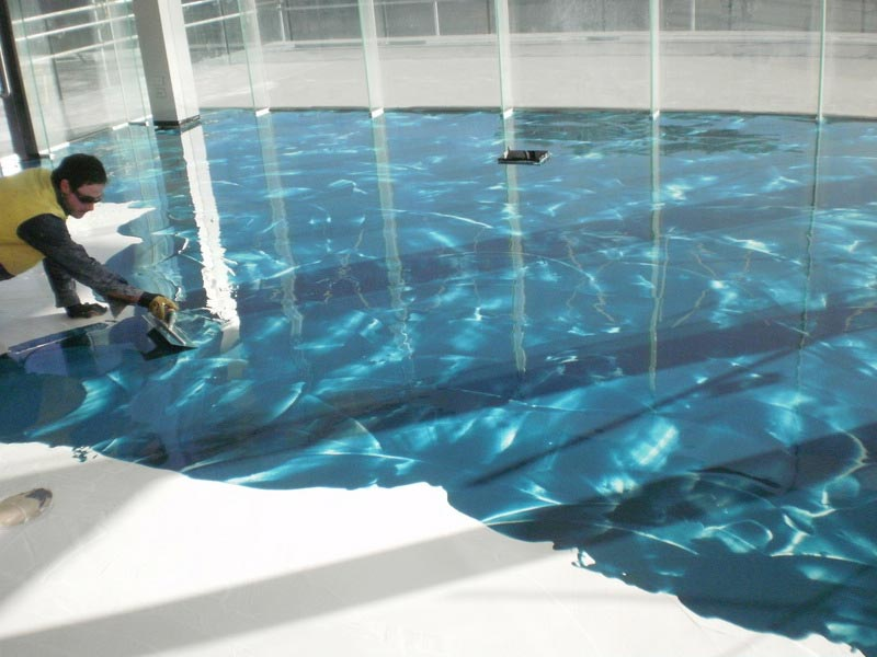 epoxy resin flooring adelaide