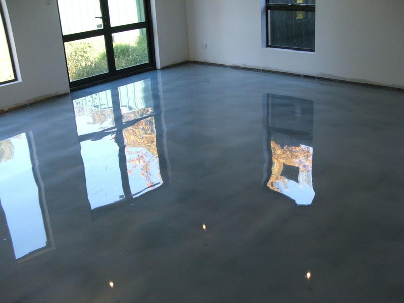 epoxy resin flooring brisbane