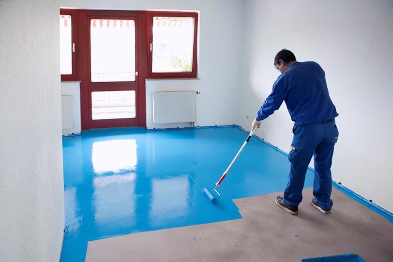 epoxy resin flooring cost