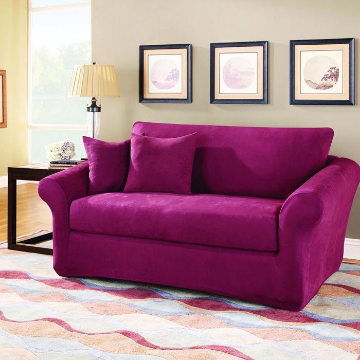 Fitted Sofa Covers Ebay