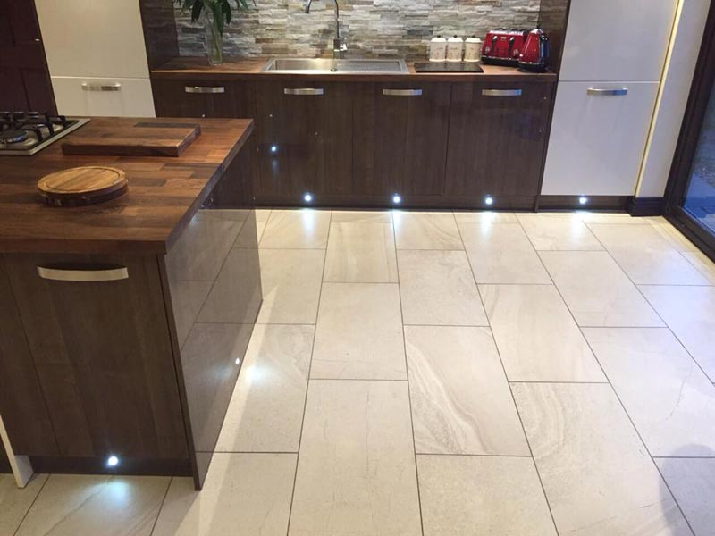 kitchen conservatory flooring