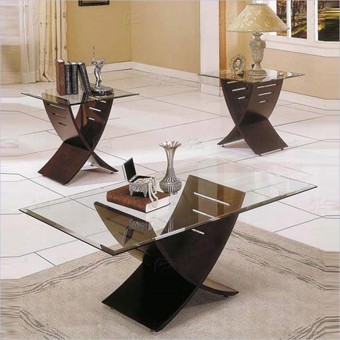 walmart 3 piece coffee table set