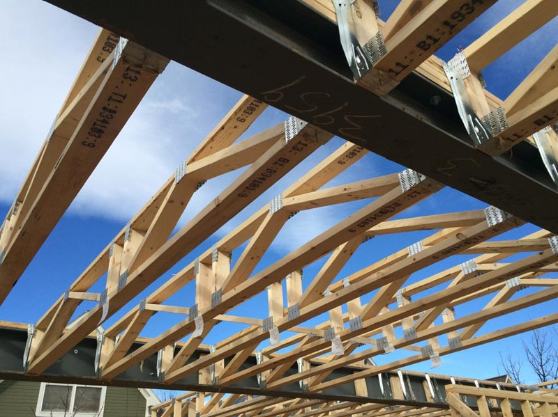 what are engineered floor joists