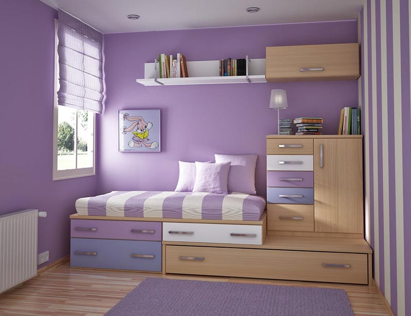 childrens bedroom colour ideas