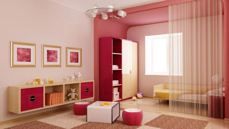 childrens bedroom curtain ideas