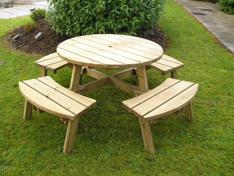 chunky garden furniture brentwood