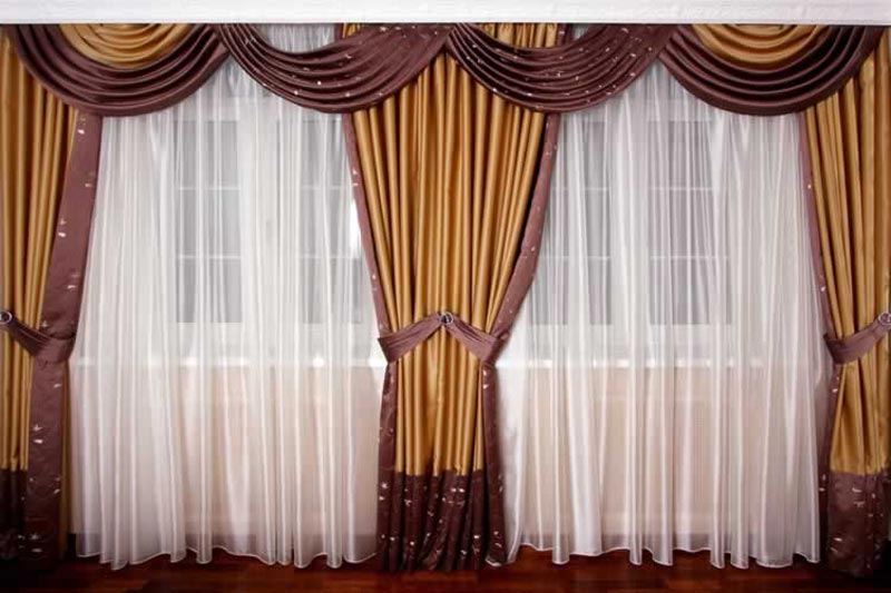 curtains and drapes target