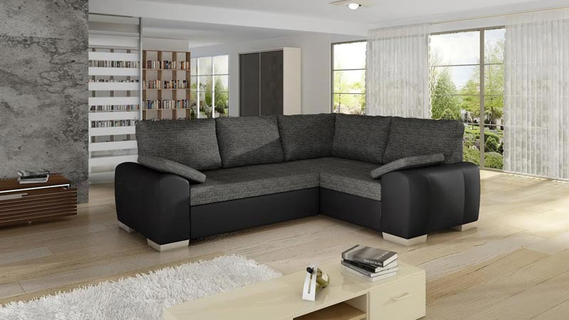 ebay corner sofa beds