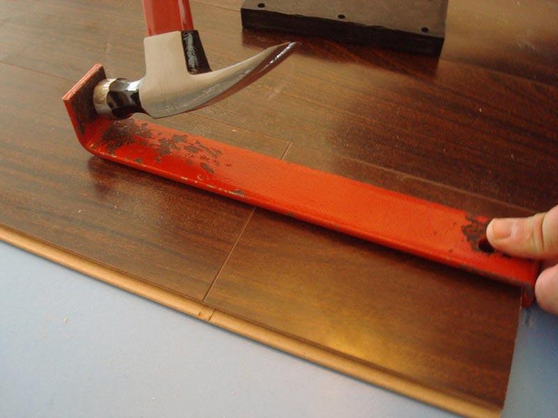 how do install laminate flooring