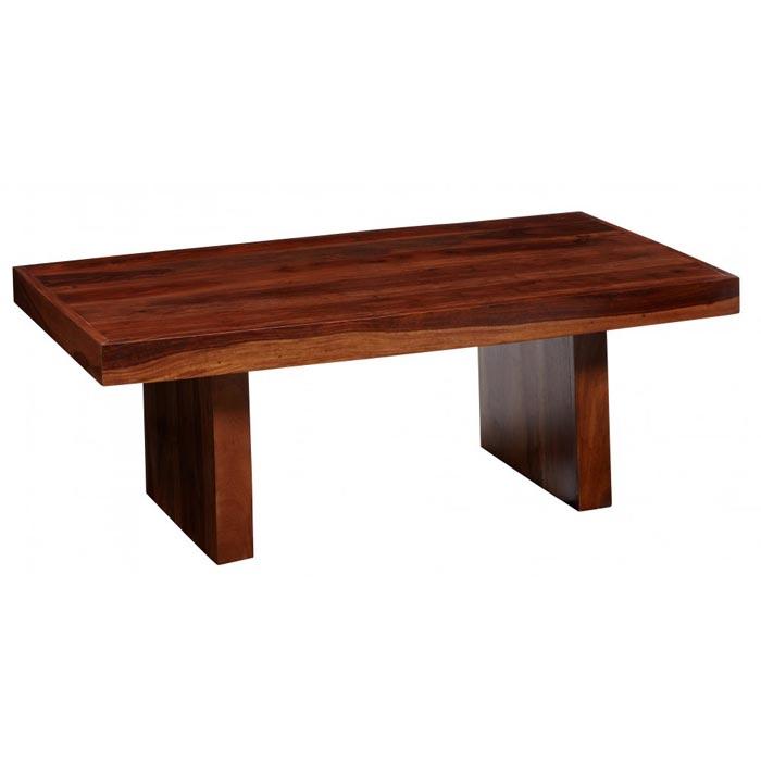 indian sheesham coffee table