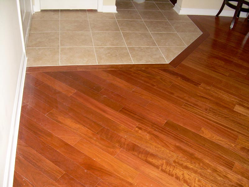 lay laminate flooring diagonally