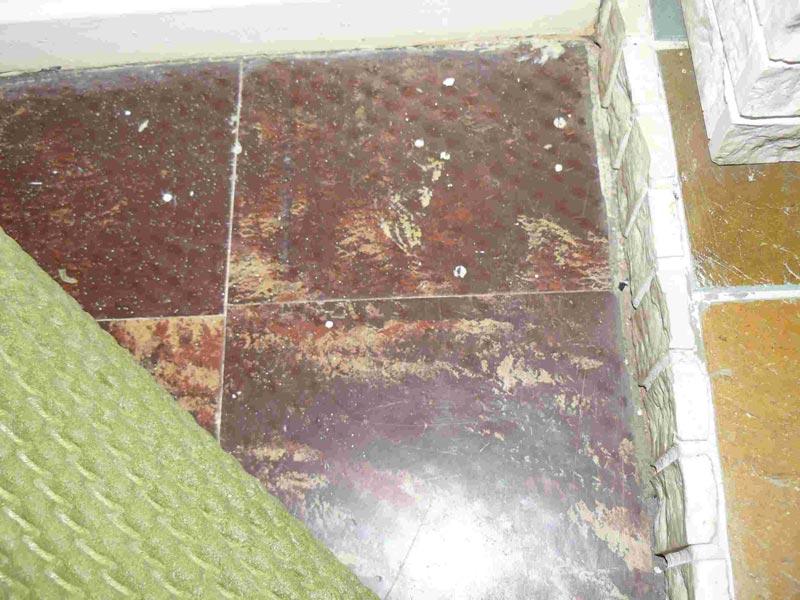 marley asbestos floor tiles