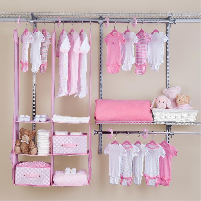 stand alone baby closet