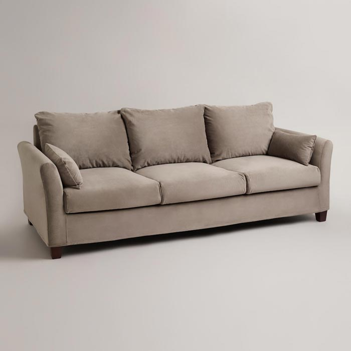 3 Seat Sofa Bed Slipcover