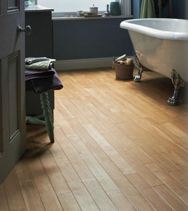 click lock flooring for bathroom