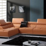 : contemporary italian leather sectional sofas
