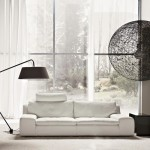 : contemporary italian leather sofas