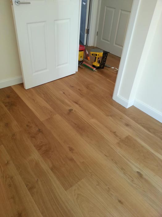 engineered click oak wood flooring
