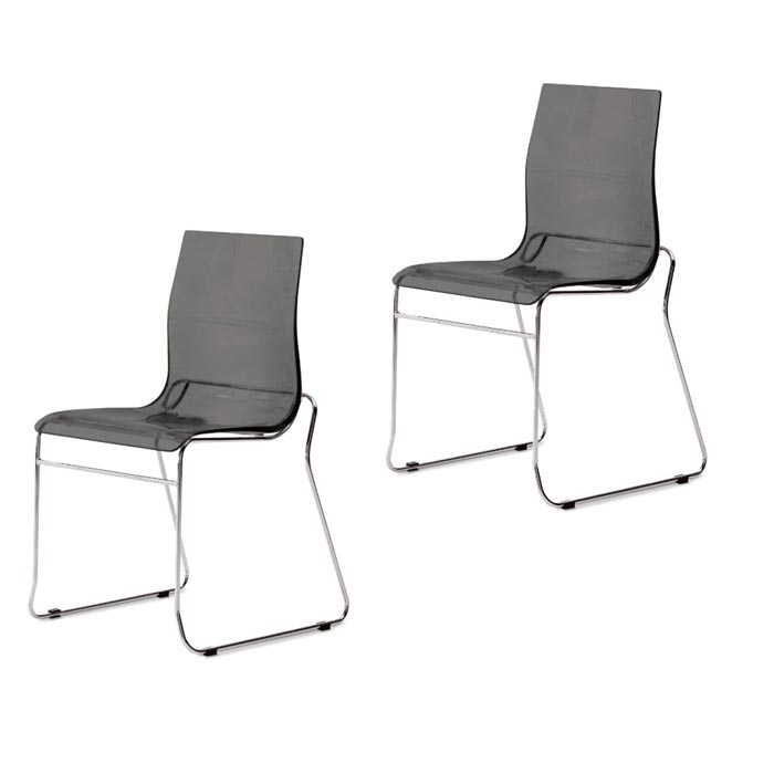 gel dining chairs uk