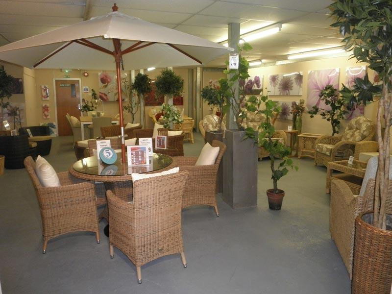 harrods garden furniture department