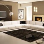 : italian leather sofa modern