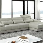 : modern italian leather sofa