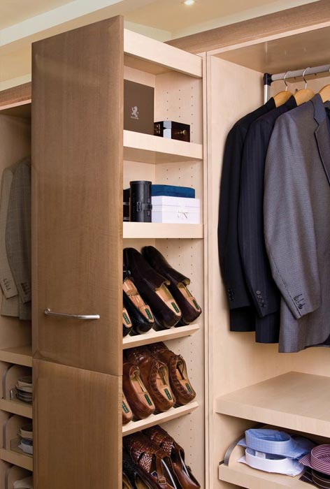 pull out shoe racks for wardrobes