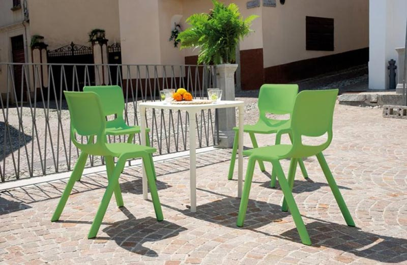 stone coloured garden furniture
