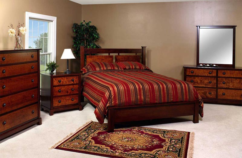 amish bedroom furniture ohio
