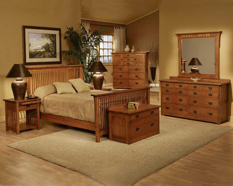 amish furniture beds