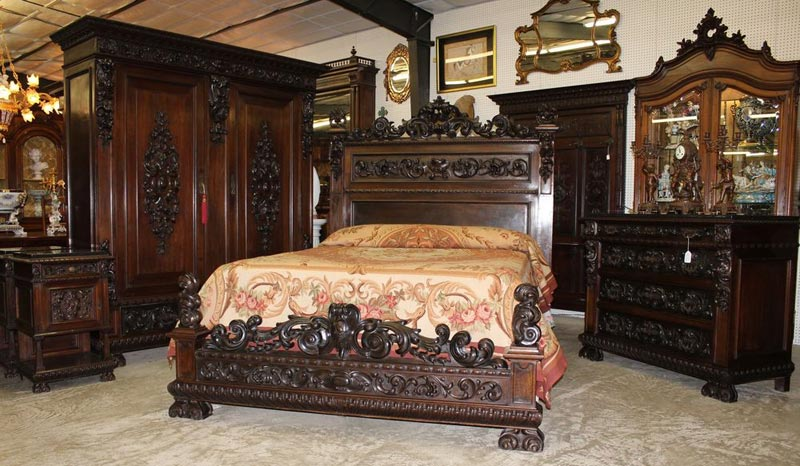 antique bedroom furniture for sale