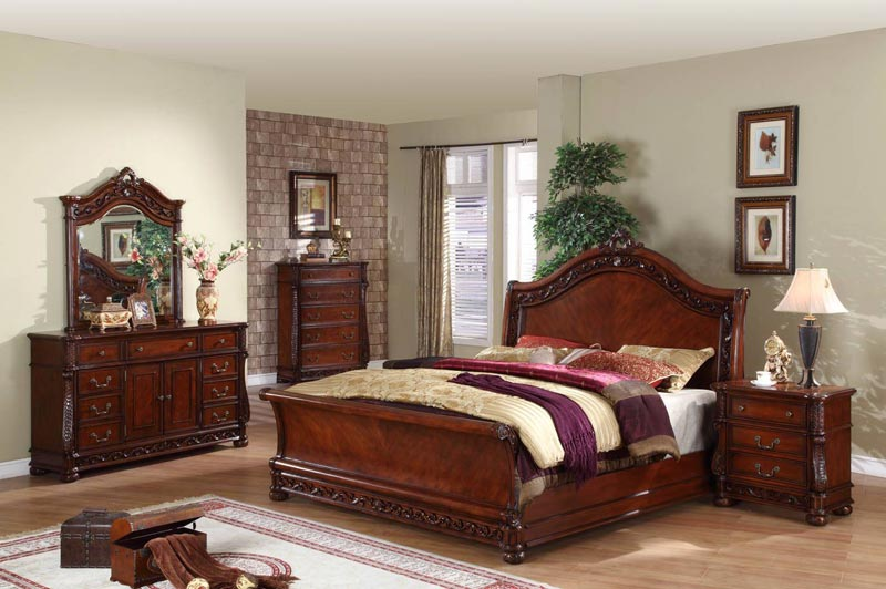 antique bedroom furniture mahogany