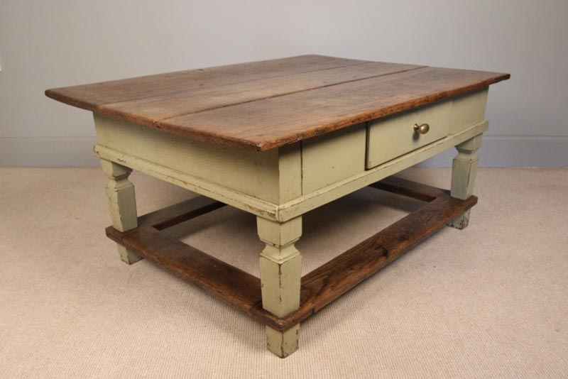 antique oak coffee tables uk