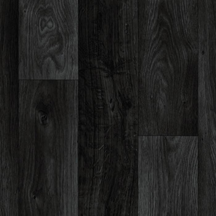 black wood effect vinyl flooring