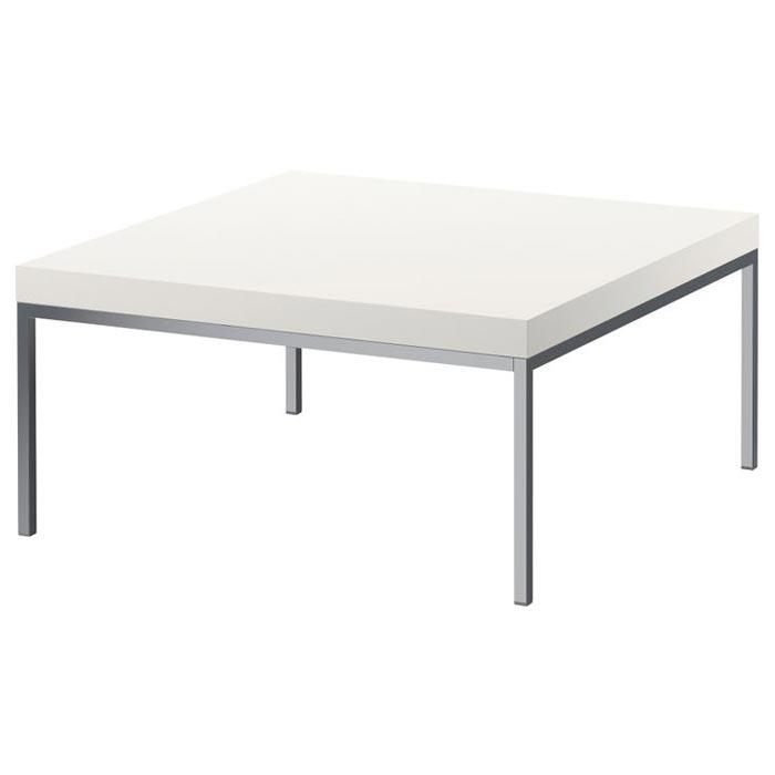 cheap white coffee table