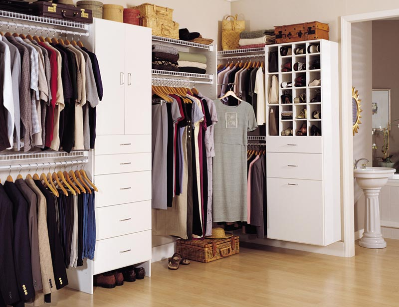 Walk In Closet Systems Ikea Create Premium Cloth Storages