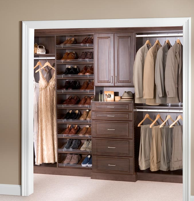 closet system ideas