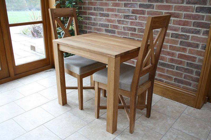 compact dining table and chairs uk
